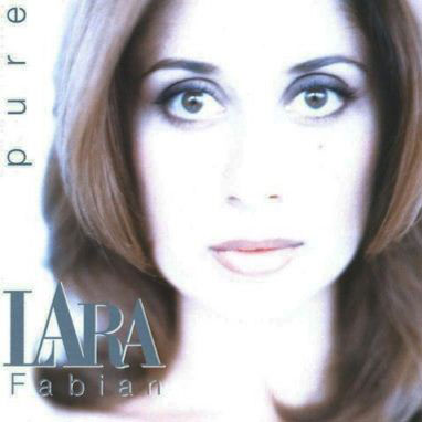 Lara Fabian Pure album cover