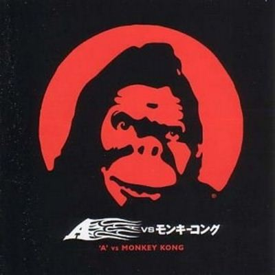 A 'A' Vs. Monkey Kong album cover