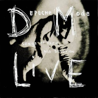 Depeche Mode Songs Of Faith And Devotion Live Album