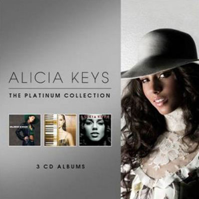 Alicia Keys The Platinum Collection album cover