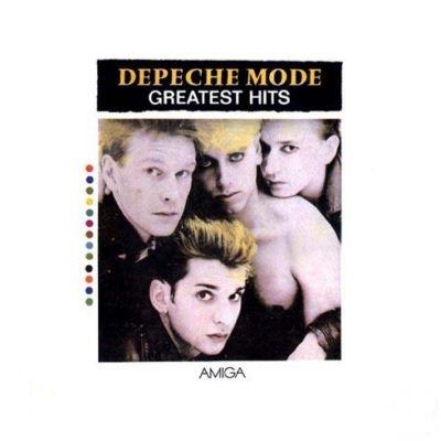 Depeche Mode Greatest Hits Album Lyrics Lyricshall