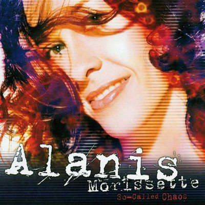 Alanis Morissette So-Called Chaos album cover