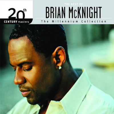 Brian McKnight 20th Century Masters: The Millennium Collection - The Best Of Brian McKnight album cover