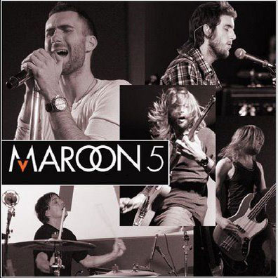 Maroon 5 Live From SoHo album cover