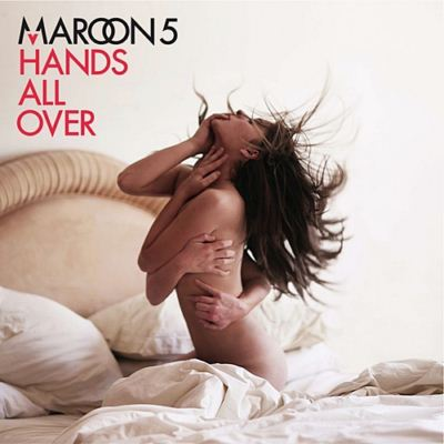 Maroon 5 Hands All Over album cover