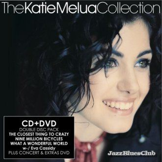 Katie Melua The Katie Melua Collection album cover