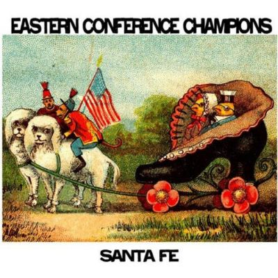 Eastern Conference Champions Santa Fe album cover