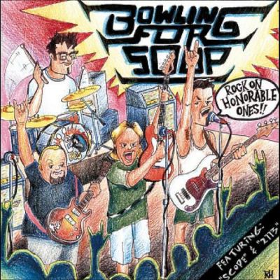 Bowling For Soup Rock On Honorable Ones!! album cover