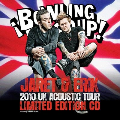 Bowling For Soup - Jaret & Erik 2010 UK Acoustic Tour ...