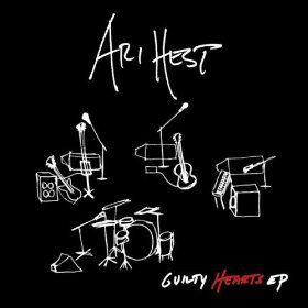 Ari Hest Guilty Hearts EP album cover