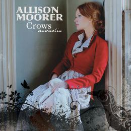 Allison Moorer Crows Acoustic EP album cover