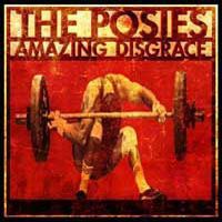 The Posies Amazing Disgrace album cover