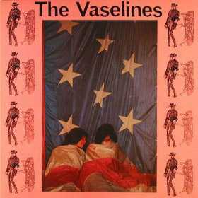 The Vaselines Dying For It EP album cover