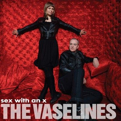 The Vaselines Sex With An X album cover