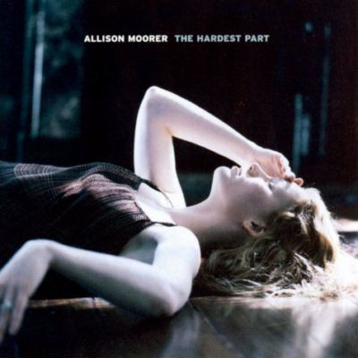 Allison Moorer The Hardest Part album cover
