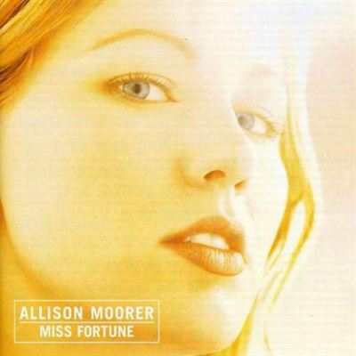 Allison Moorer Miss Fortune album cover