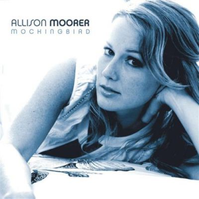 Allison Moorer Mockingbird album cover