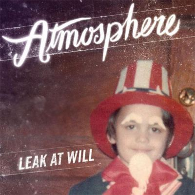 Atmosphere Leak At Will EP album cover