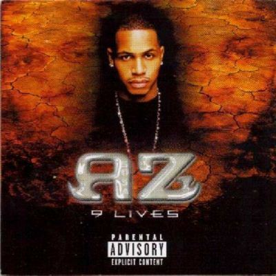 AZ 9 Lives album cover