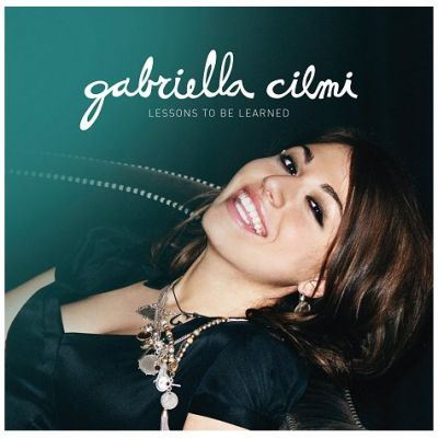 Gabriella Cilmi Lessons To Be Learned album cover
