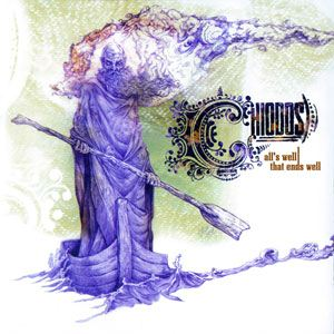Chiodos All's Well That Ends Well album cover