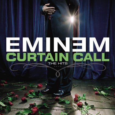 Eminem Curtain Call: The Hits album cover