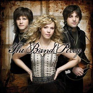 The Band Perry The Band Perry album cover