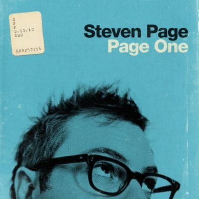Steven Page Page One album cover