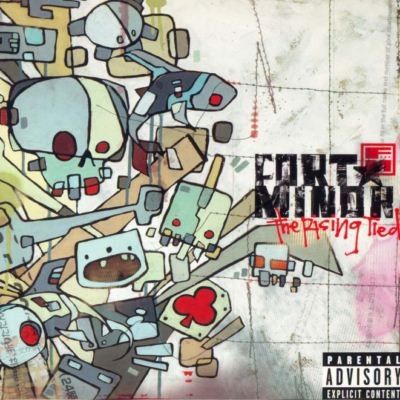 Fort Minor The Rising Tied album cover
