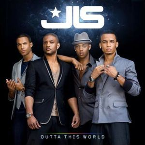 JLS Outta This World album cover