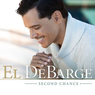 El DeBarge Second Chance album cover
