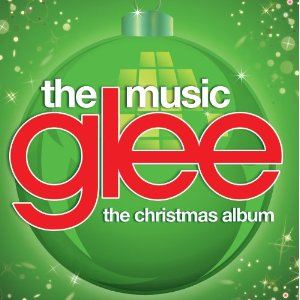 Glee Cast Glee: The Music, The Christmas Album album cover