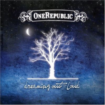 OneRepublic Dreaming Out Loud album cover