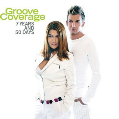 Groove Coverage 7 Years And 50 Days album cover