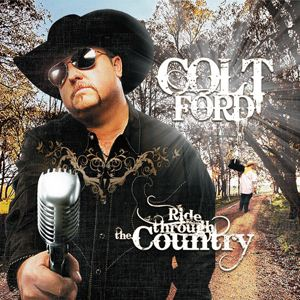 Colt Ford Ride Through The Country album cover