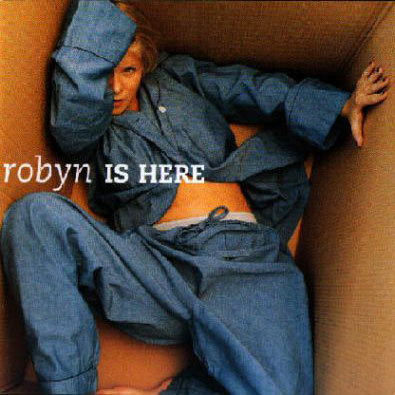 Robyn Robyn Is Here album cover
