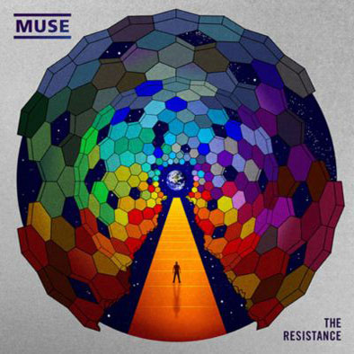 Muse The Resistance album cover