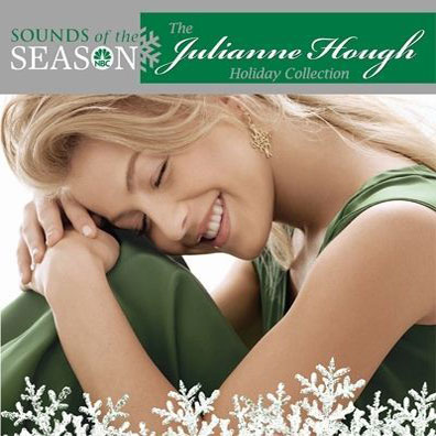 Julianne Hough Sounds Of The Season: The Julianne Hough Holiday Collection EP album cover