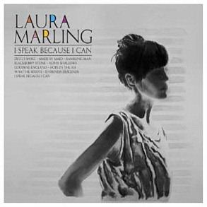 Laura Marling I Speak Because I Can album cover