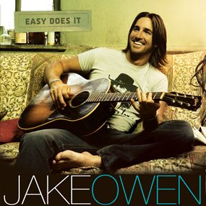 Jake Owen Easy Does It album cover
