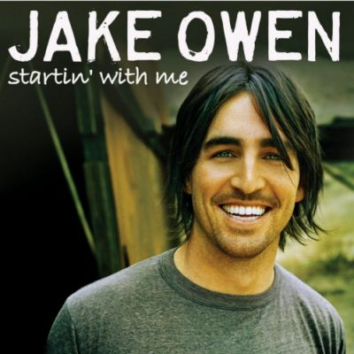 Jake Owen Startin' With Me album cover