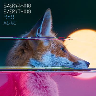 Everything Everything Man Alive album cover