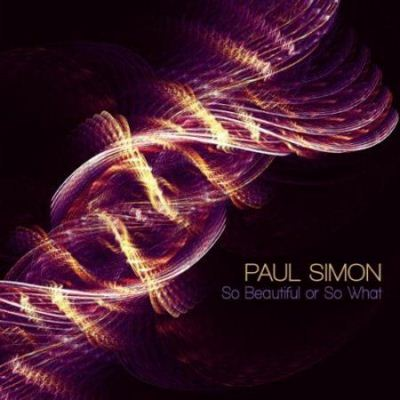 Paul Simon So Beautiful Or So What album cover