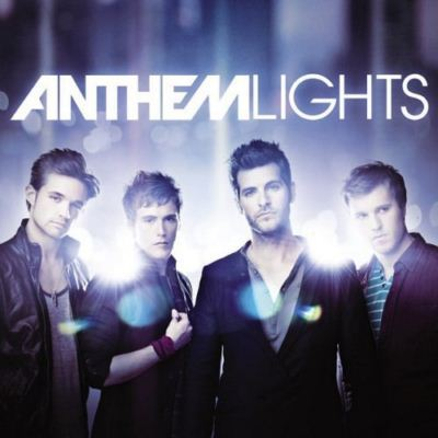 Anthem Lights Anthem Lights album cover