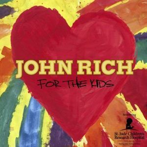John Rich For The Kids EP album cover