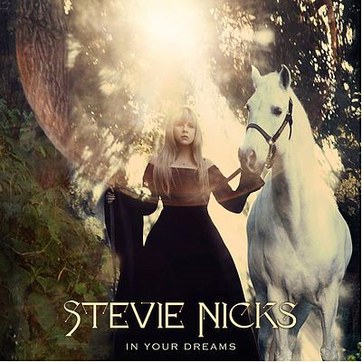Stevie Nicks In Your Dreams album cover