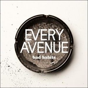 Every Avenue Bad Habits album cover