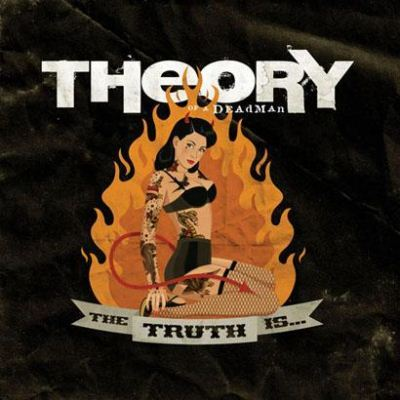 Theory Of A Deadman The Truth Is... album cover