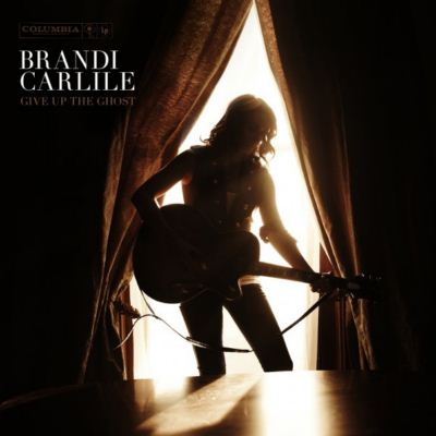 Brandi Carlile Give Up The Ghost album cover