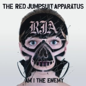The Red Jumpsuit Apparatus Am I The Enemy album cover